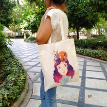 Load image into Gallery viewer, Art lover tote bag