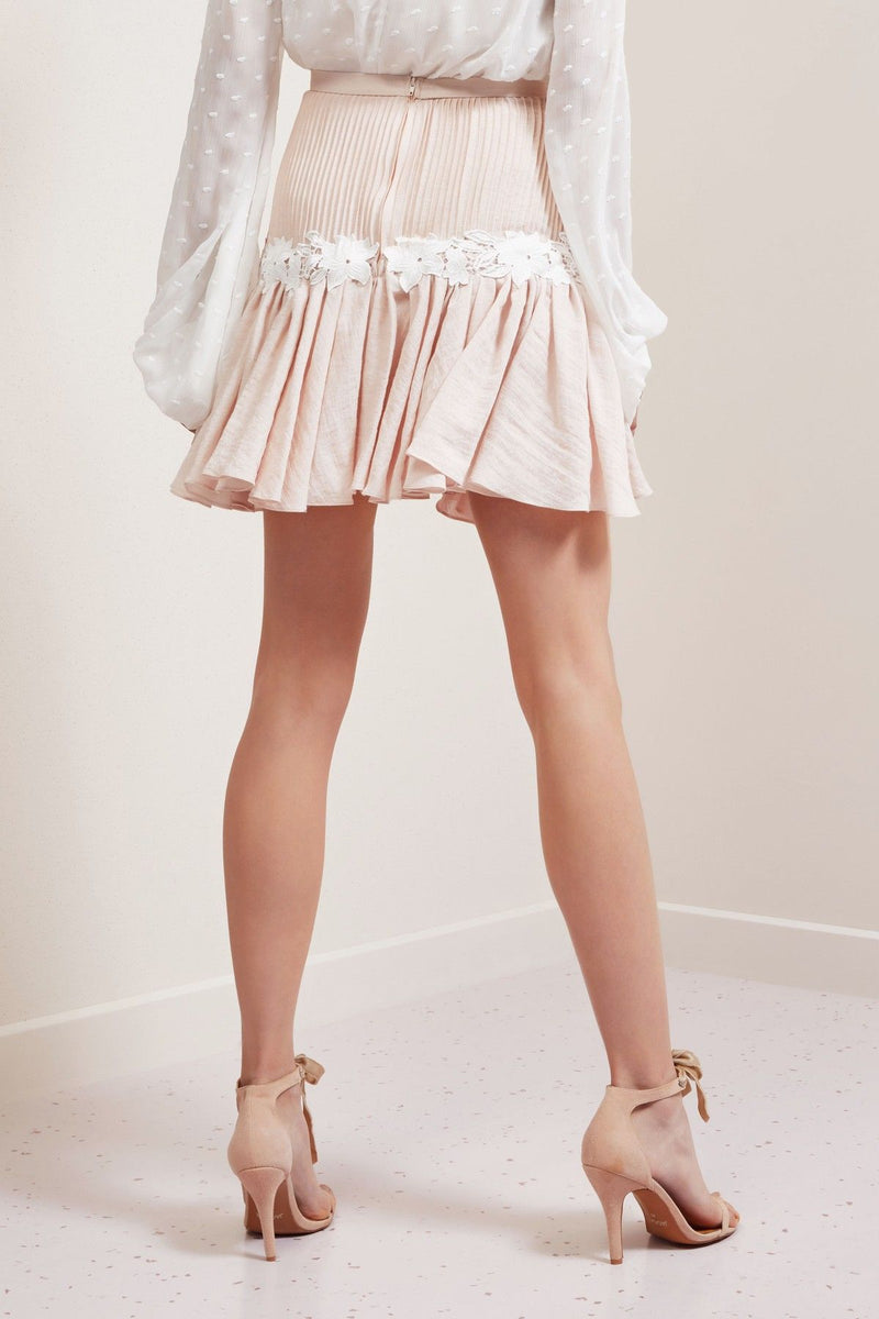 Keepsake - All Mine Skirt - Shell
