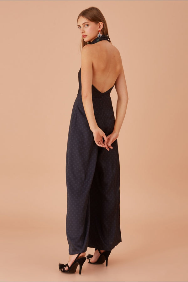 Keepsake - Chateau Jumpsuit - Navy