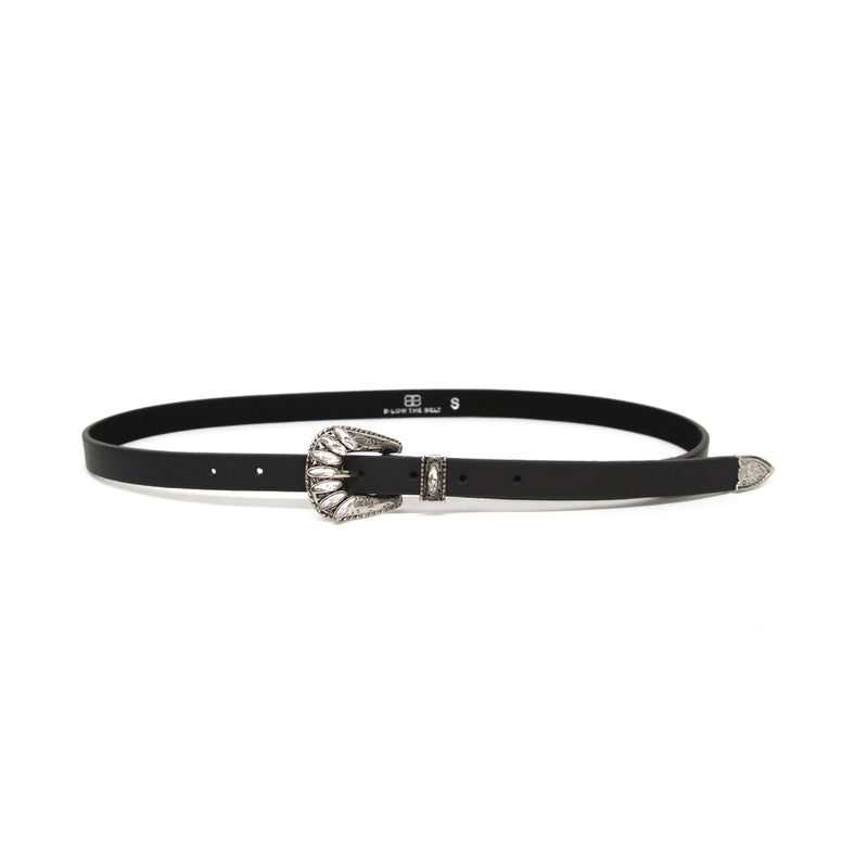 B-Low The Belt - Baby Frank Crystal - Black/Silver