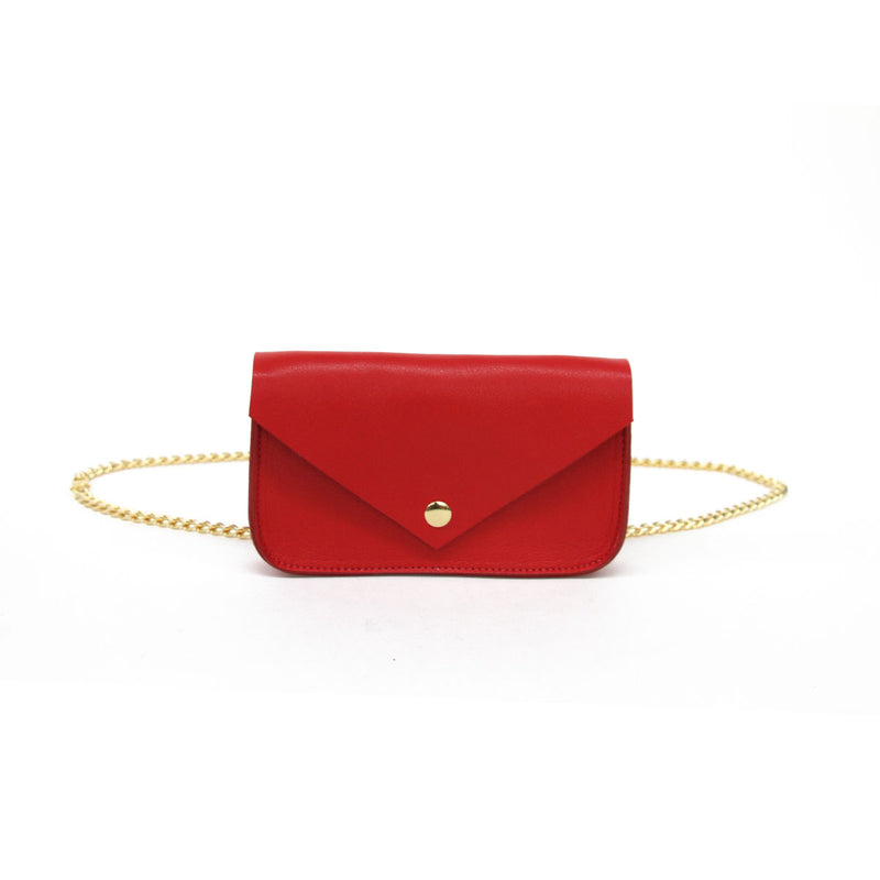 B-Low The Belt - Gia Chain - Red/Gold