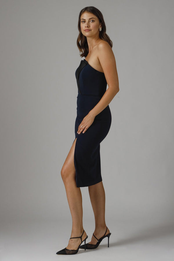 Jay Godfrey - Tinsley Jumpsuit - Midnight Blue