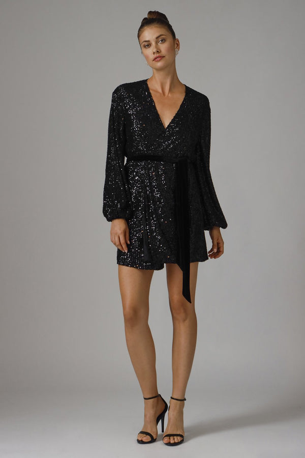 Jay Godfrey - Polly Dress - Black