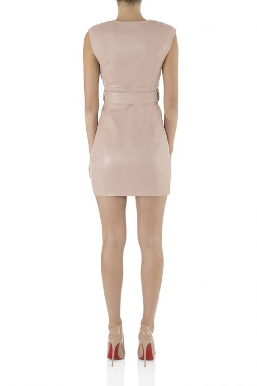 Misha - Loren Dress - Blush