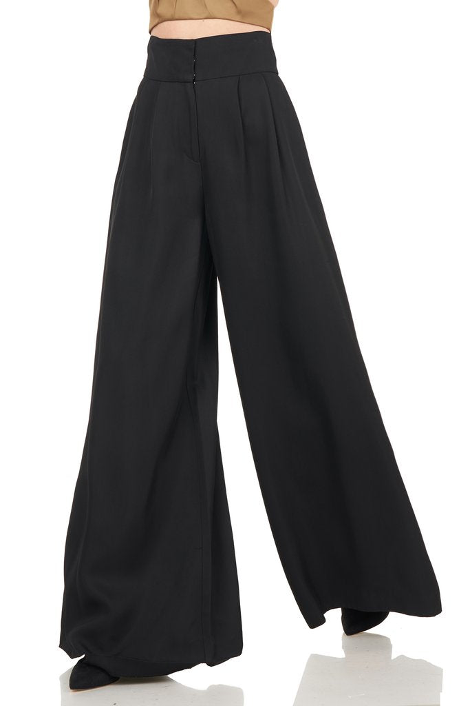AMUR - Angel Pant - Black