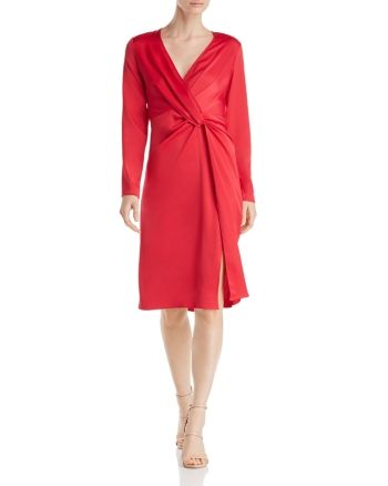 JAY GODFREY - COATS DRESS - CHERRY RED