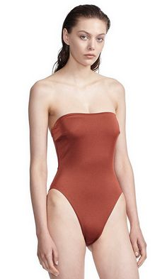 ALIX - Alexander One Piece - Sienna/Black