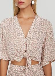 FAITHFULL THE BRAND - BOULEVARDS TOP - AZALEA FLOR