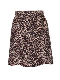 Nation LTD - Birdie Flirty Skirt - Safari