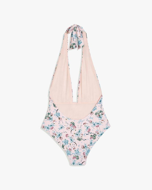 Shop WeWoreWhat - Brooklyn One Piece - Dry Flowers