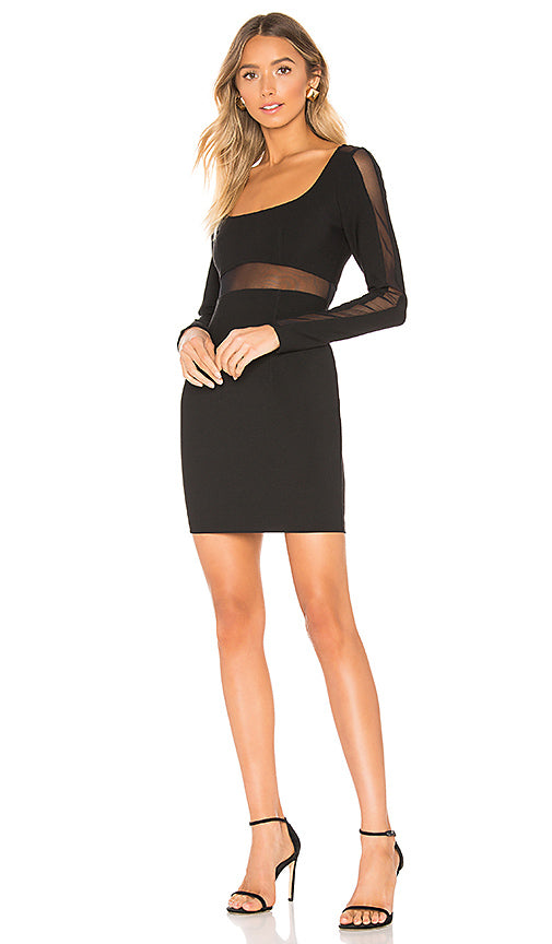 Cinq A Sept - Celia Dress - Black