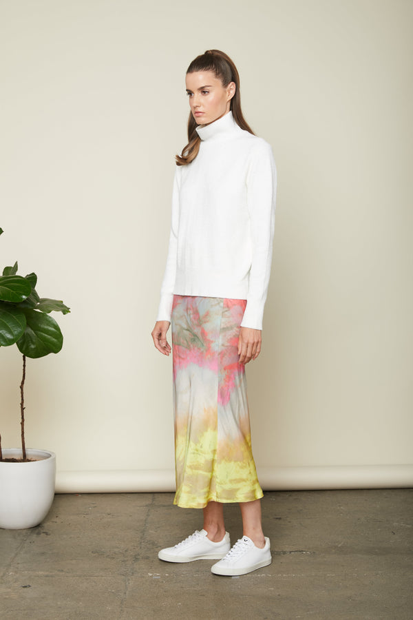 Sundays - Clapton Skirt - Pink/Citron