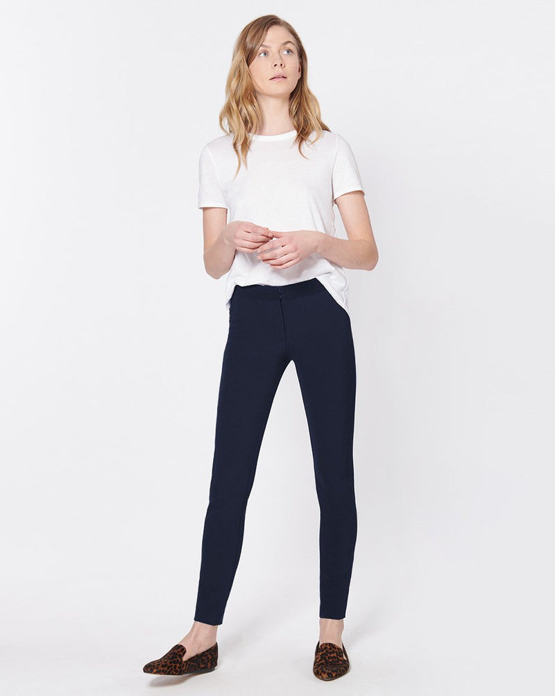 Veronica Beard - SCUBA LEGGING - Navy
