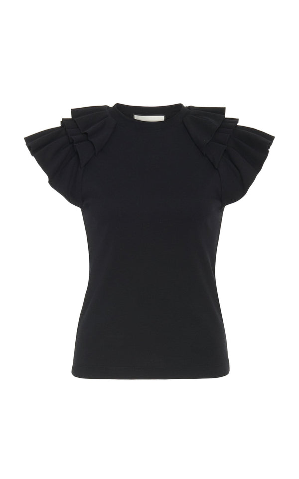 Alexis - Cassis Top - Black