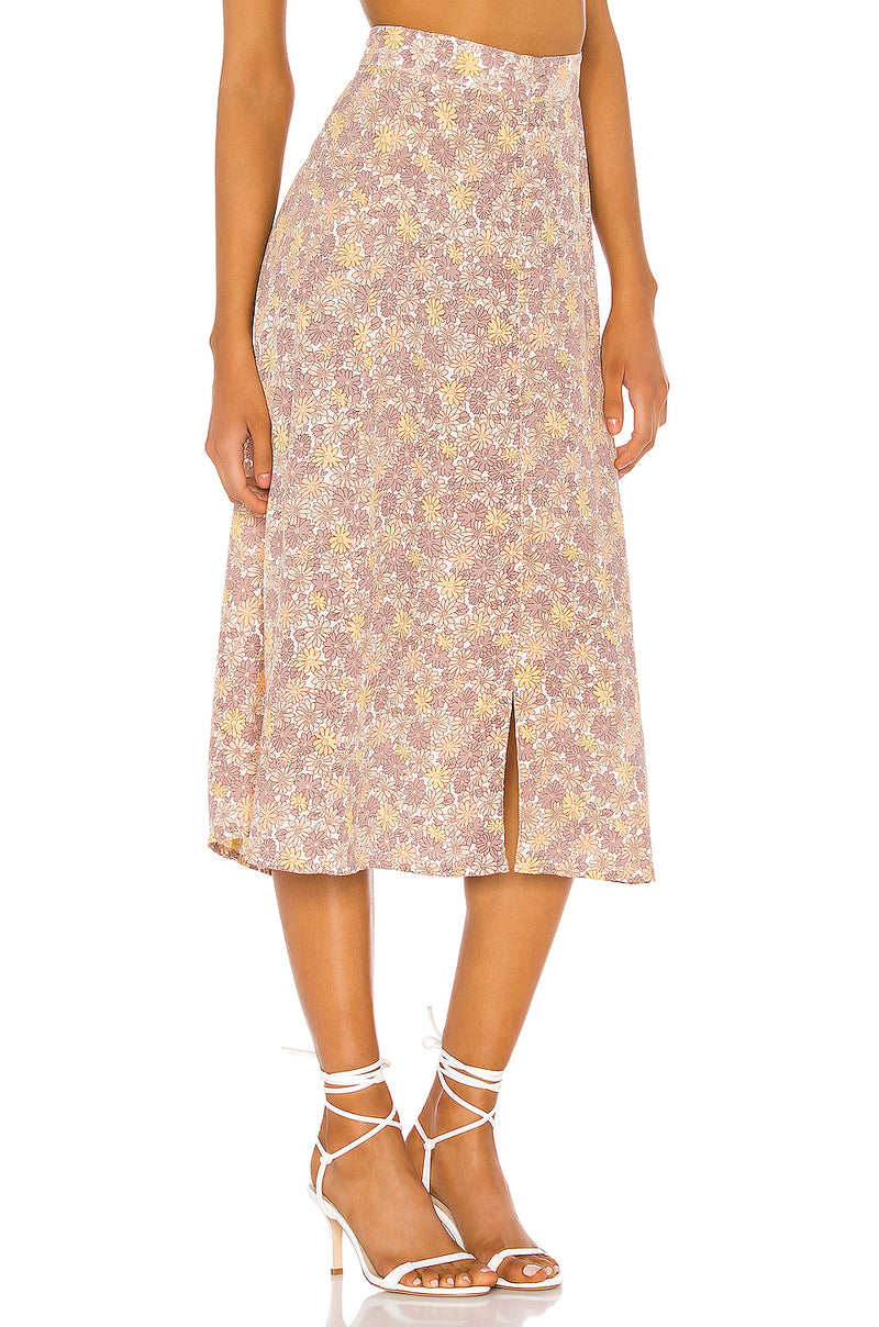 Faithfull The Brand - Marin skirt -Zoella Floral