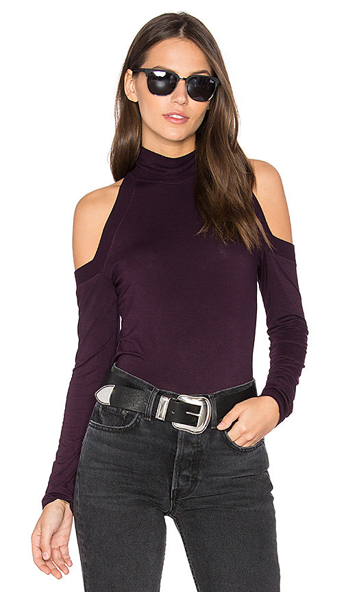 FEEL THE PIECE - GIGI TOP - BLACK