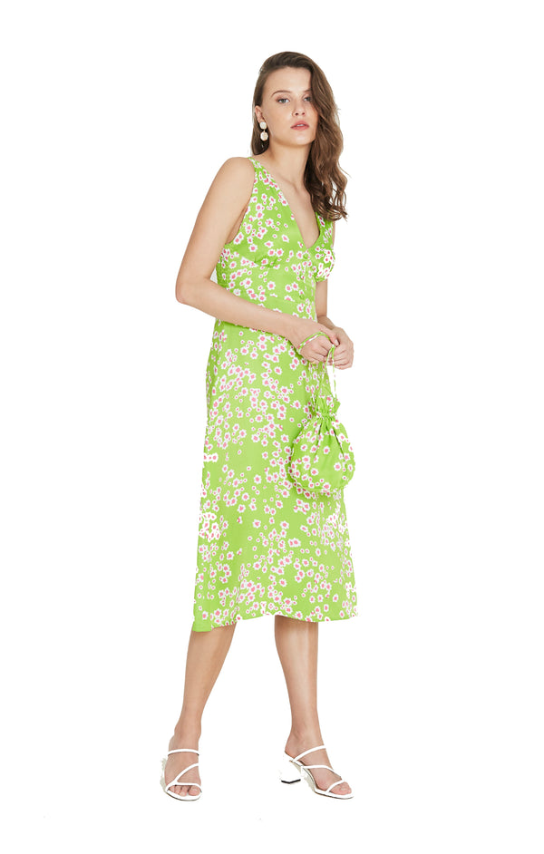 FAITHFULL EMILI SUNDRESS LE BON FLORAL
