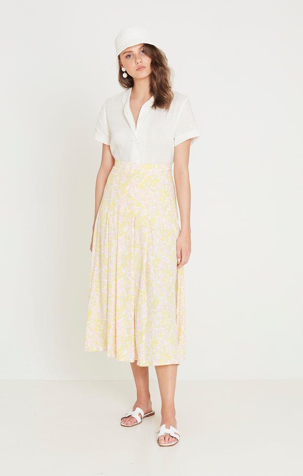 Faithfull The Brand - Cuesta Midi Skirt - IDA Floral Print