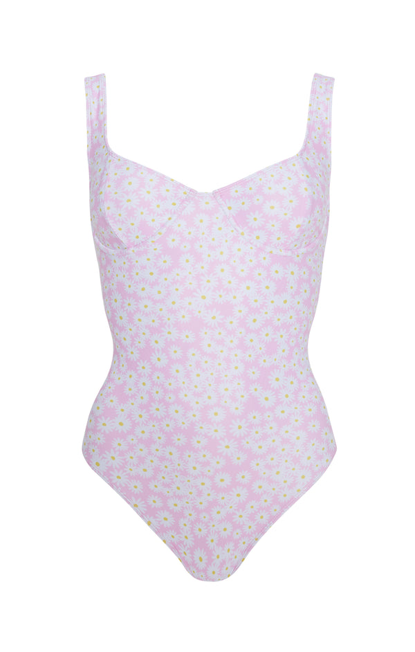 Faithfull The Brand - Mona One Piece - Dusty Floral