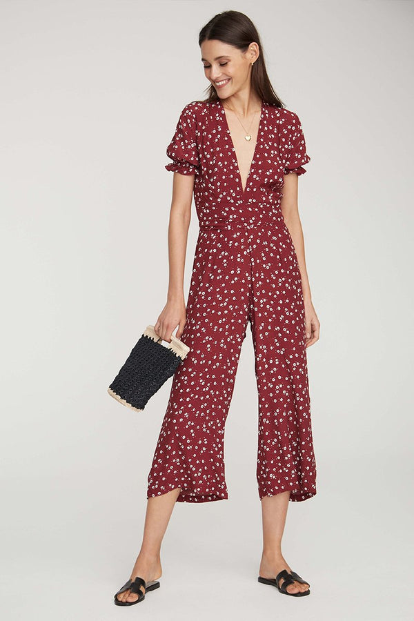Faithfull The Brand - Bonnie Jumpsuit - Betina Floral