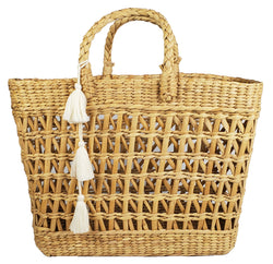 Hat Attack - Freedom Tote - Natural