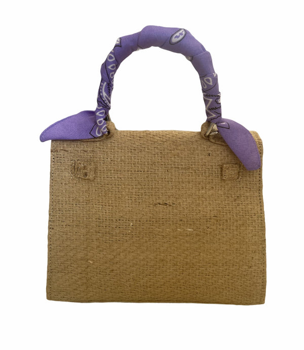 DLD Beach Bags - Ville Small - Purple only