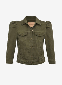 Retrofete - Ada Jacket - Army Green