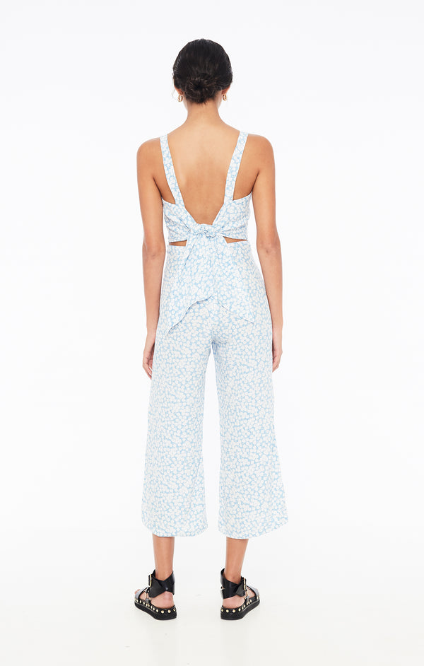 Faithfull The Brand - Marija Jumpsuit - Bella Floral Print