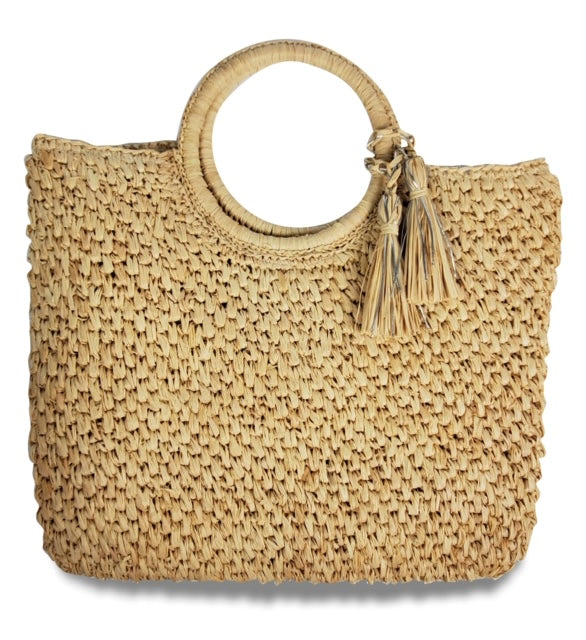 Hat Attack - Jojo Bag - Natural