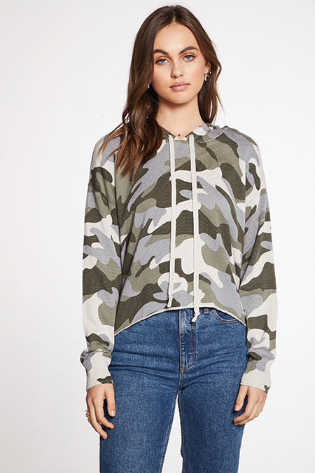 Chaser - Lightweight Pullover Hood - Camo