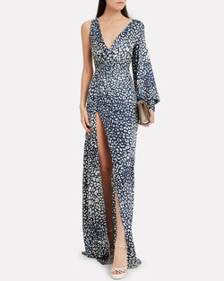 Alexis - Kasadee Dress - Marine Leopard