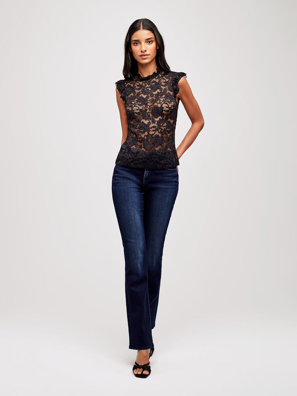 L'AGENCE - KASSIA LACE TOP