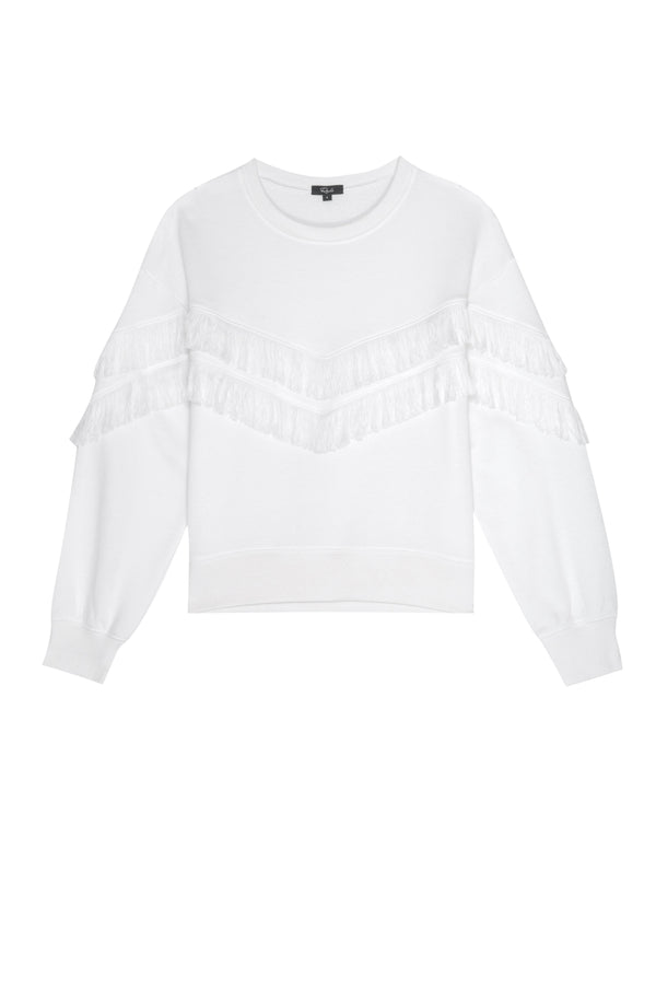Rails - Kinsey Sweater - White