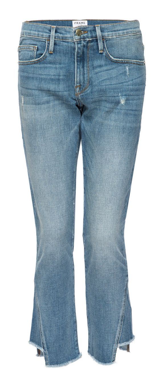 Frame Denim - Le Boy Jean Gusset Step - Beaudry