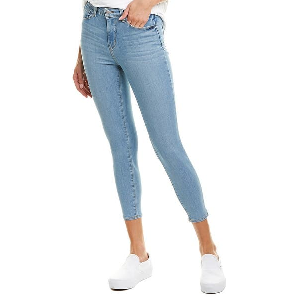 L'AGENCE - MARGOT - HIGH RISE SKINNY - CASCADE
