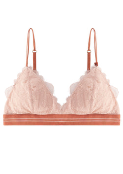 LOVE Stories - Darling Bralette - Blush