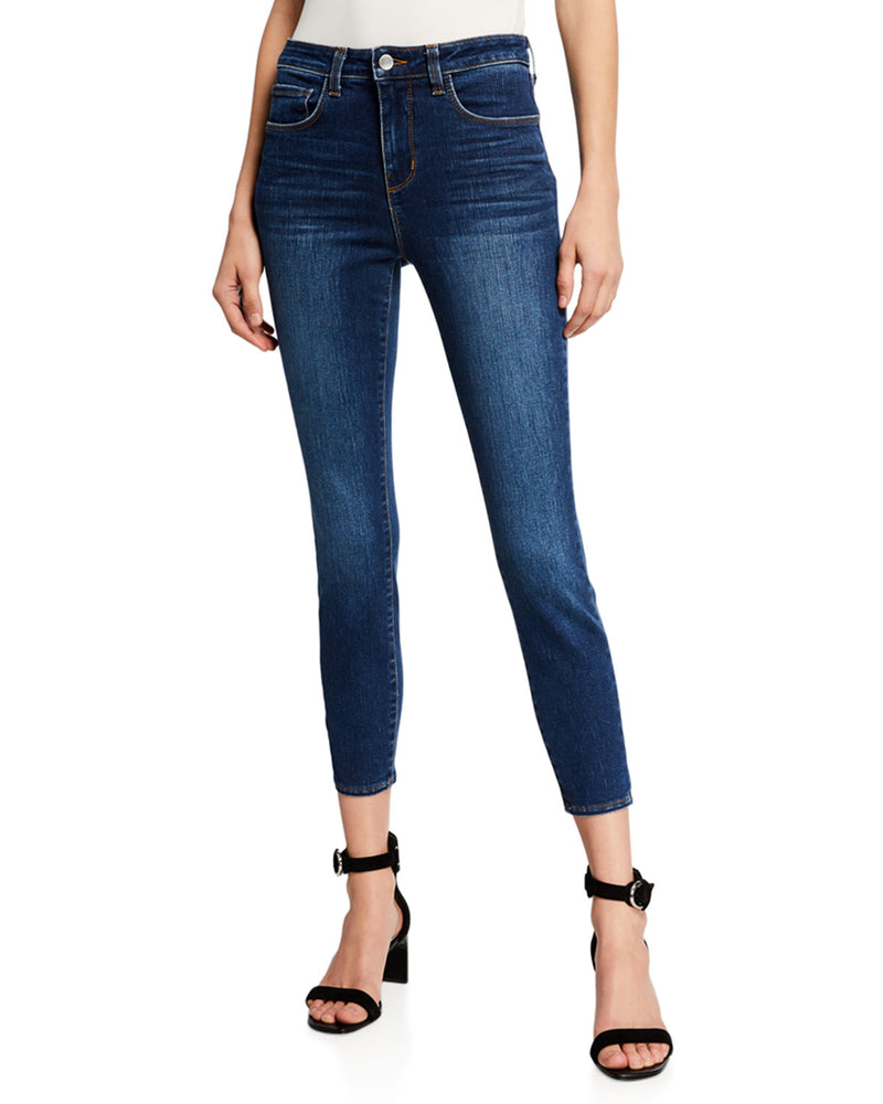 L'AGENCE - MARGOT - HIGH RISE SKINNY - TUSCAN