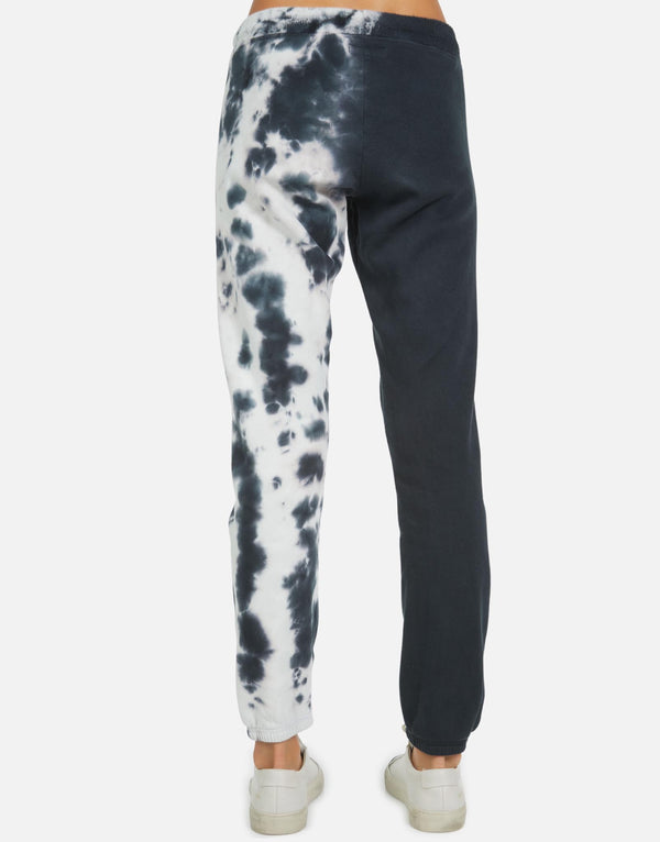 Michael Lauren - Plato Classic Sweatpant - Dark Clouds