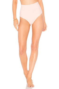 Montce swim - high Rise Bottom -  Pastel