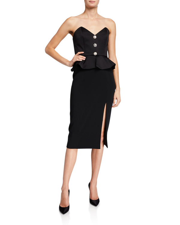 Jay Godfrey - Campo Dress - Black