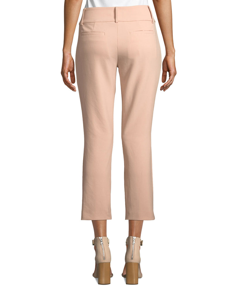 Alice + Olivia - Stacey Slim Ankle Pant - Blush