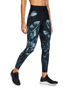 Ultracor - Ultra High Havana Legging - Teal patent
