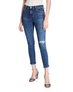 Citizens of Humanity - Rocket Crop Mid Rise Skinny - Swing Low