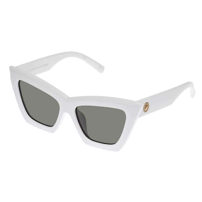 Le Specs - Hathor Alt Fit - White Khaki