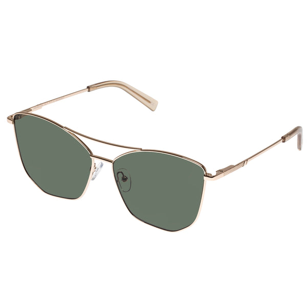 Le Specs - Primeval Alt Fit - Bright Gold Khaki