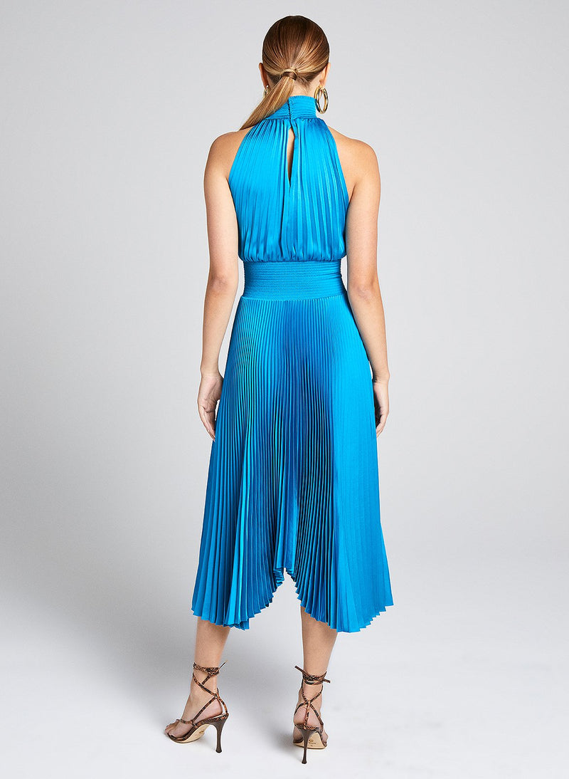 ALC Renzo Dress Cerulean