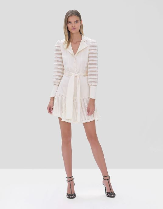 Alexis - Renita Dress - Off White