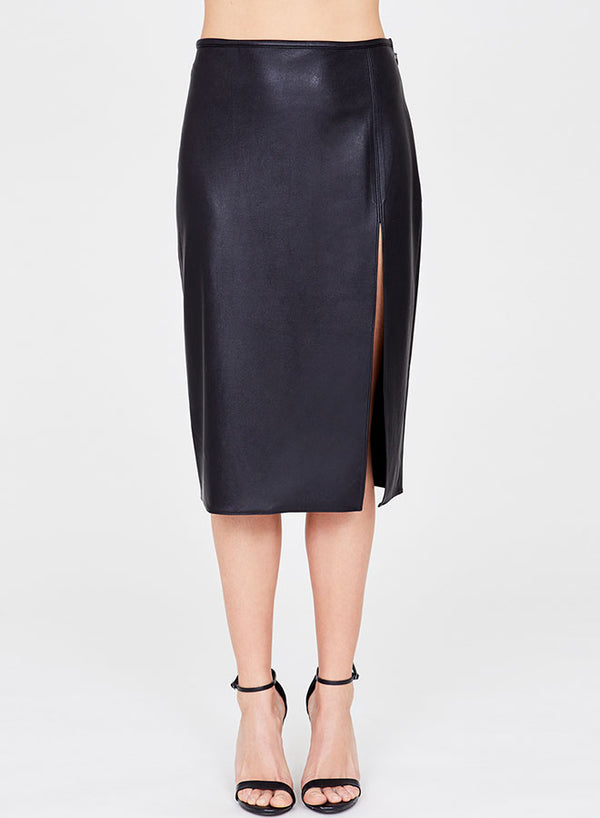 Amanda Uprichard - India Skirt - Black
