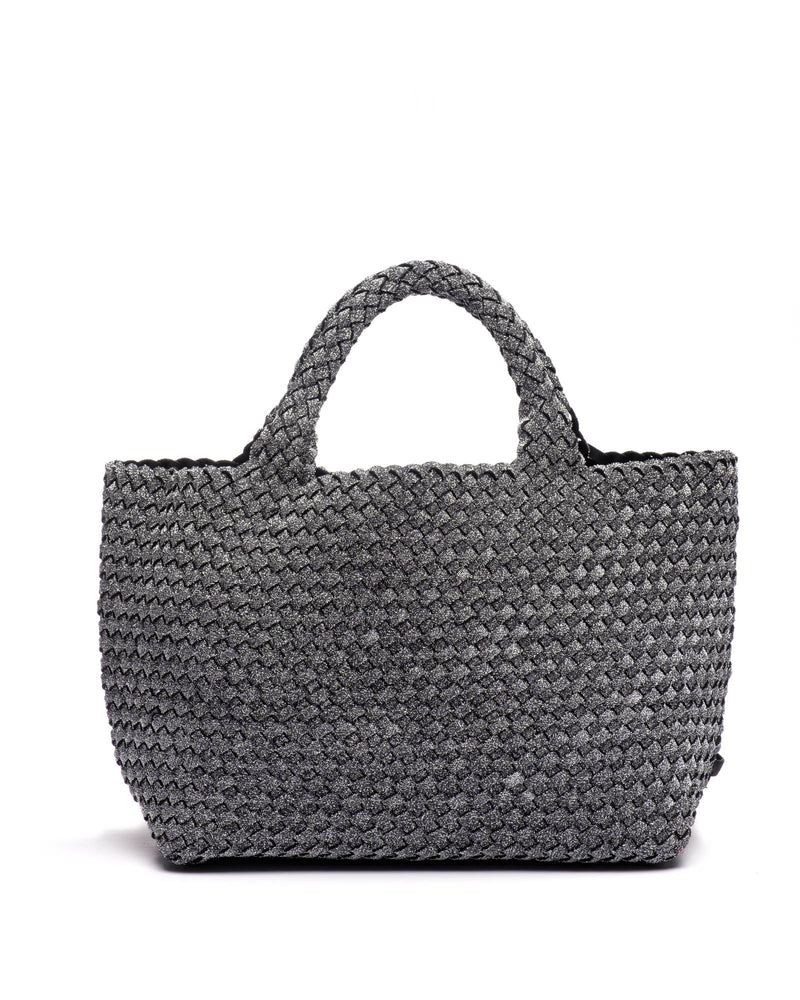 Naghedi Small Tote - Chrome