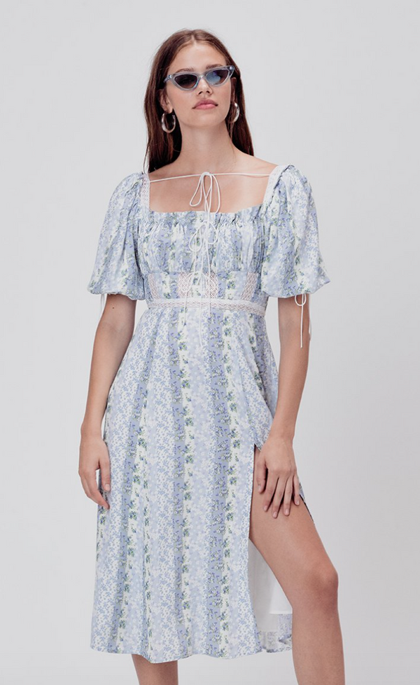 For Love & Lemons - Gracie Midi Dress